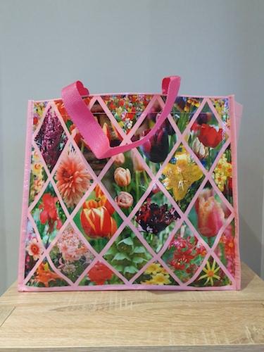 Shopping Bag - Pink