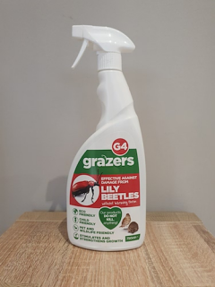 Lily Beetle Prevention Spray
