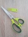 S&J Razorsharp Herb Scissors